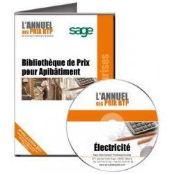 Annuel des Prix pour ApiBâtiment Batigest Electricité - Achetez au meilleur prix sur Tout-pour-la-gestion.com
