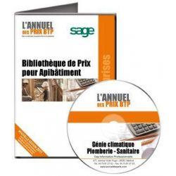 Annuel des Prix pour ApiBâtiment Batigest Génie Climatique - Plomberi - Achetez au meilleur prix sur Tout-pour-la-gestion.com