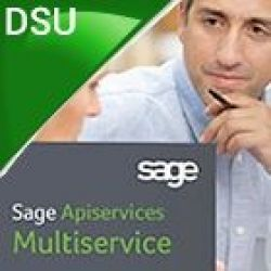 Sage PE ApiServices Multiservice Evolution DSU