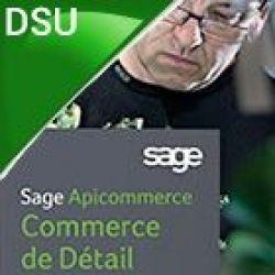 Sage PE ApiCommerce Commerce de Détail DSU
