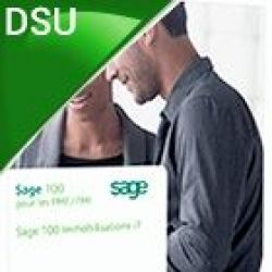Sage 100 Immobilisations i7 Base Monoposte DSU