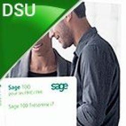 Sage 100 Trésorerie i7 Pack DSU