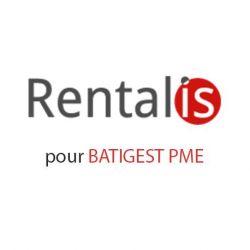 Rentalis Monoposte pour ApiBâtiment Batigest Evolution - Achetez au meilleur prix sur Tout-pour-la-gestion.com