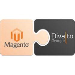 Connecteur MAGENTO - DIVALTO