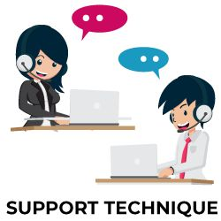 Support technique ZOHO Crm - Zoho Desk - Zoho Campain, assistance et télémaintenance