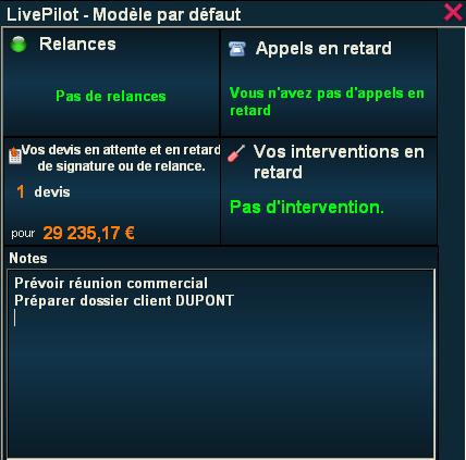 CODIAL v8 - LivePilot
