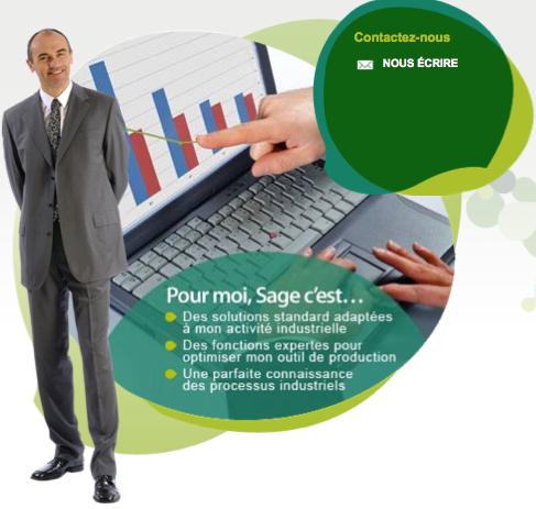 Sage gestion de production ERP